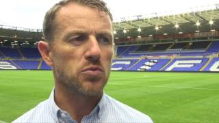 INTERVIEW   Gary Rowett reacts to Norwich win   Birmingham City 3-0 Norwich City