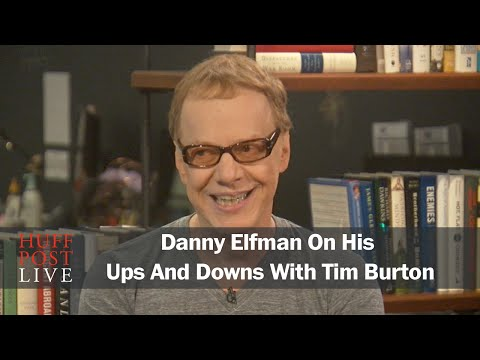 Danny Elfman On His Ups And Downs With Tim Burton