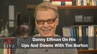 Danny Elfman On His Ups And Downs With Tim Burton YouTube Videos