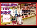 TOY HUNT at Hamleys - London's BIGGEST Toy Store