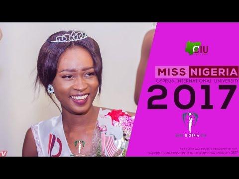Miss Nigeria CIU (Cyprus International University) 2017- Highlights