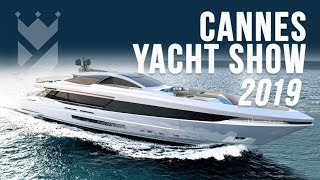 5 YACHTS YOU JUST HAVE TO SEE AT THE CANNES YACHT SHOW 2019