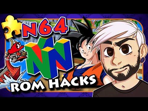 N64 ROM Hacks | Banjo-Kazooie, Zelda, & More! - Gillythekid