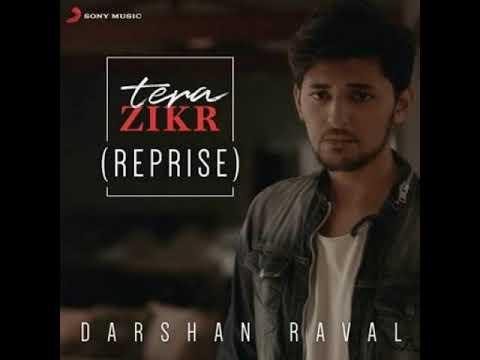 Tera Zikr(New Reprise Cover) |Arpit Kumar Dash