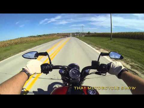 Harley-Davidson Blackline Ride And Review