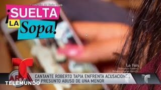 Roberto Tapia enfrenta una acusación por abuso sexual | Suelta La Sopa | Entretenimiento