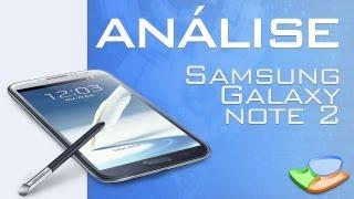 Samsung Galaxy Note 2 - [Análise de Produto] - Tecmundo