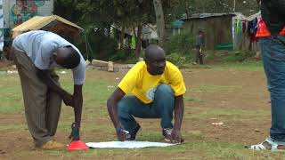 Violence Prevention Through Sports Workshop- Amani Kibera Trailer