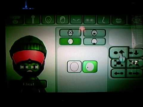 How to Make  a Master Chief Mii With a Green Mask streaming vf