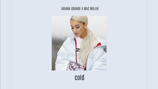 Ariana Grande Mac Miller Baby It 39 s Cold Outside Audio.mp3