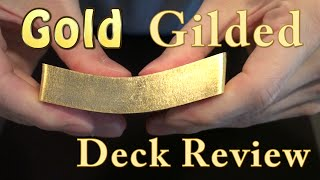 Uusi GOLD Gilded deck review