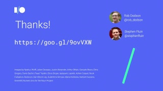 Google I/O'17: Channel 4