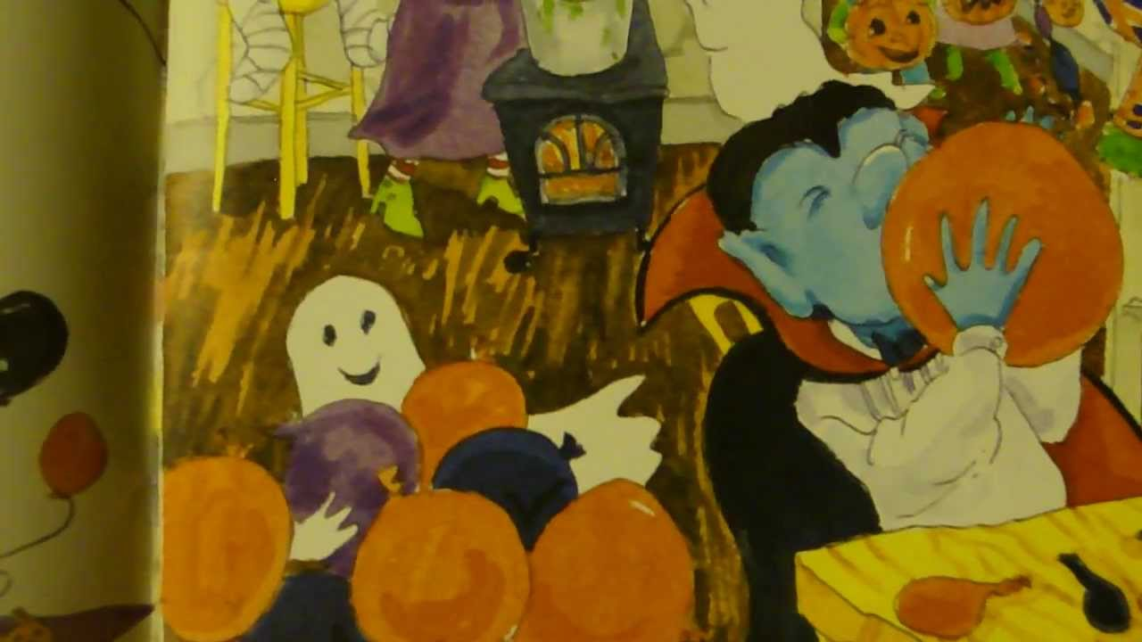 the night before halloween read aloud halloween story for toddlers preschool children picture books