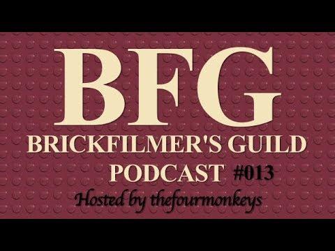 BFG Podcast #013 - Forrest Whaley