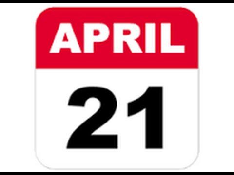 Taurus April 21st