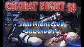 Combat Night 59 - Austen Lane vs Levi Blair