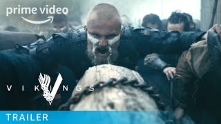 Vikings Season 5 Part 2 - Trailer | Prime Video