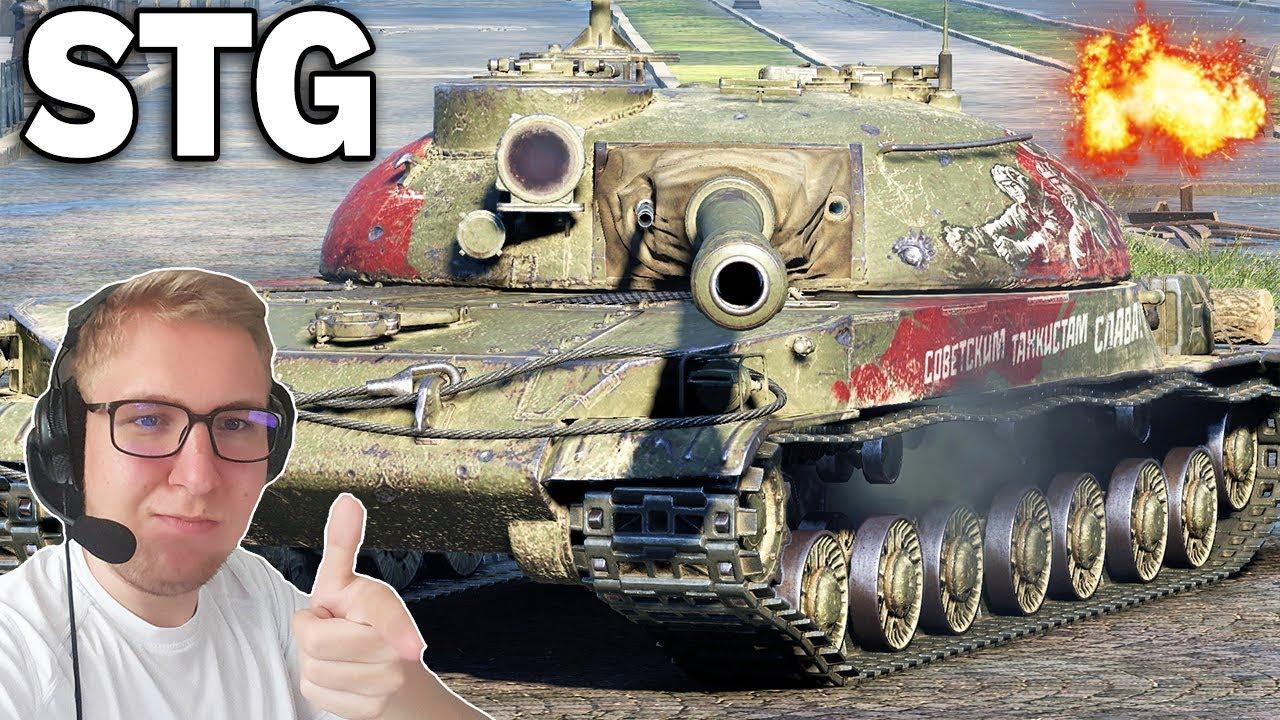 LEPSZY NIŻ DEFENDER !!! – STG Guard – World of Tanks