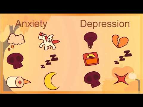 Anxiety And Depression: What's The Difference?