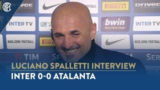 INTER 0-0 ATALANTA | LUCIANO SPALLETTI INTERVIEW: