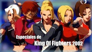 Video Como hacer los especiales de The King of Fighters 2002 Magic Plus download MP3, 3GP, MP4, WEBM, AVI, FLV Oktober 2018