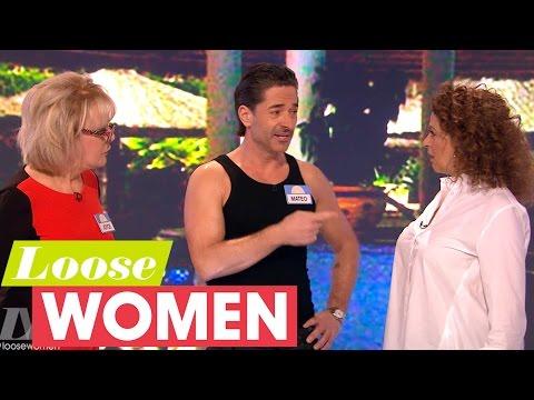 Loose Women Meets Benidorm Sketch  Loose Women