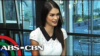 What Miss Universe bet Pia Wurtzbach wishes to get from PNoy
