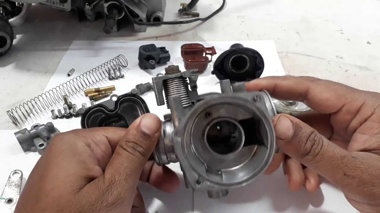 Carburetor Complete Work