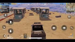 PUBG MOBILE #119 | Miramar MAP | Dacia 1300 | Android GamePlay FHD 🔥🔥🔥