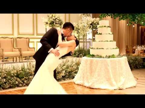 Angels Brought Me Here Wedding Dance | Ian & Dominika | Ayana Jakarta | IG : @dancefirstindonesia