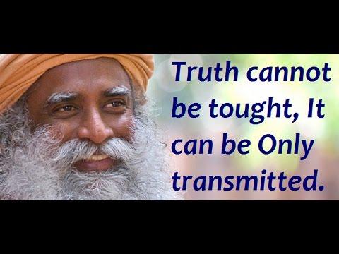 Sadhguru-transmision is more