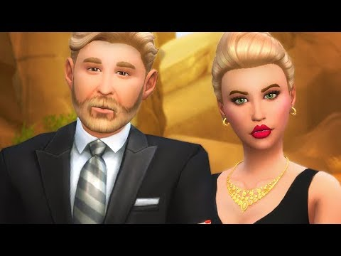 THE LANDGRAAB FAMILY | THE SIMS 4 // TUESDAY TOWNIE TRANFORMATIONS