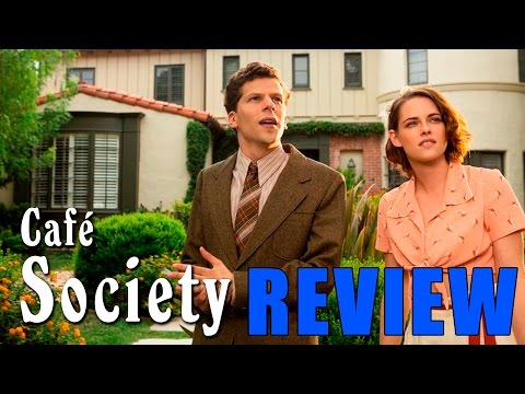 CAFÉ SOCIETY - Woody Allen filma en digital! REVIEW
