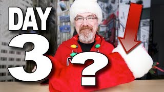 Christmas Stocking Stuffer Special - What Food is inside? Day 3 of 5
