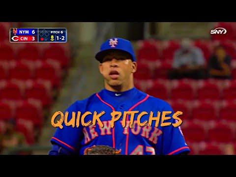 MLB Quick Pitching