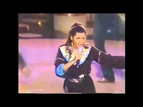 What a Feeling- (Flashdance), Irene Cara. En Vivo.  1983,  80s Music.