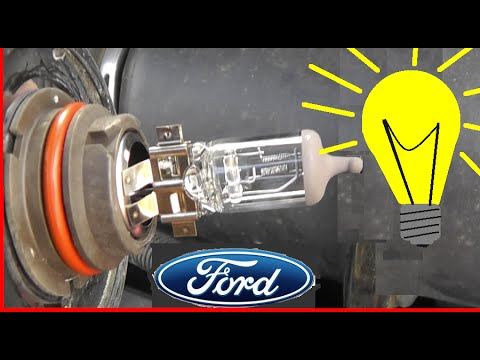 Headlight Bulb Replacement Ford Windstar Freestar