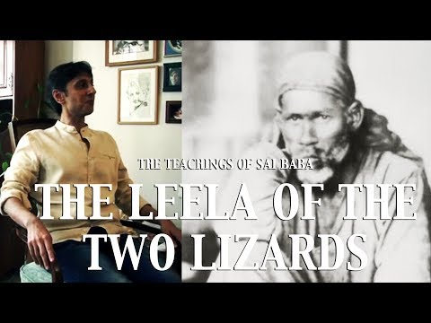 SaiBaba Life Episodes - The Leela Of The Two Lizards - YouTube