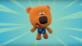Мультфильм для детей - Ми-ми-мишки - Бессонница