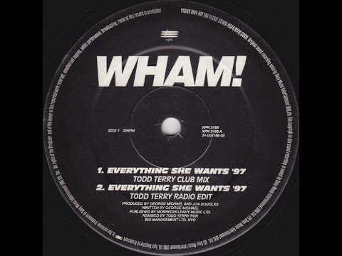 Wham! - Everything She Wants '97 [Todd Terry Club Mix] mp3