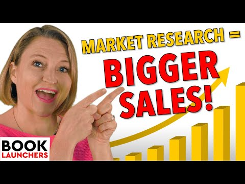 Market Research For Authors - How To Figure Out If Your Book Will Sell Before You Write It