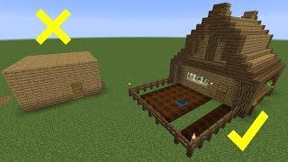 細輝的建築教室 三 簡單新手木屋 simple wooden house
