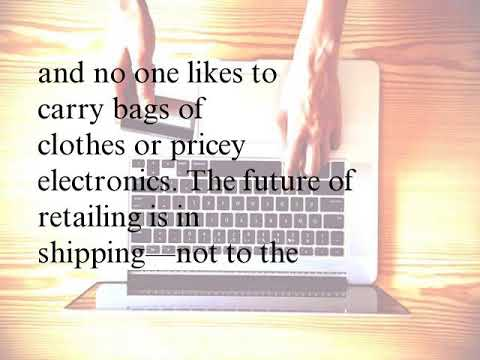 The Future of Retail Is Not Big Box Stores