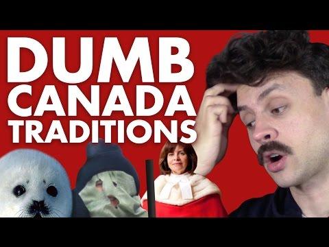 10 dumb Canadian traditions