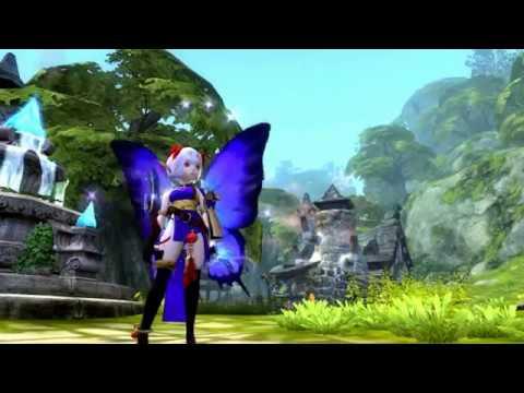 Dragon Nest SEA - Brilliant Rubinart Costume (Archer) & Dragon Nest SEA - Brilliant Rubinart Costume (Archer) - YouTube