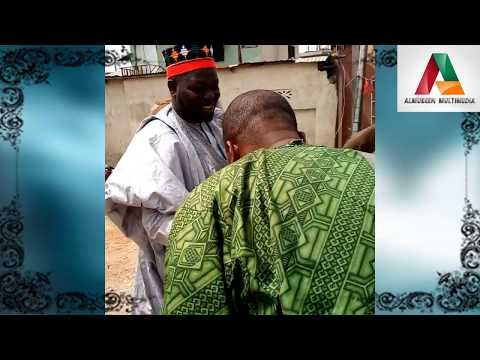 Khalifa Aam visit the Palace of Sarki Awudu