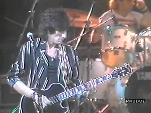 Ronnie Wood & Bo Diddley Pistoia Blues Festival, July 1st, 1988