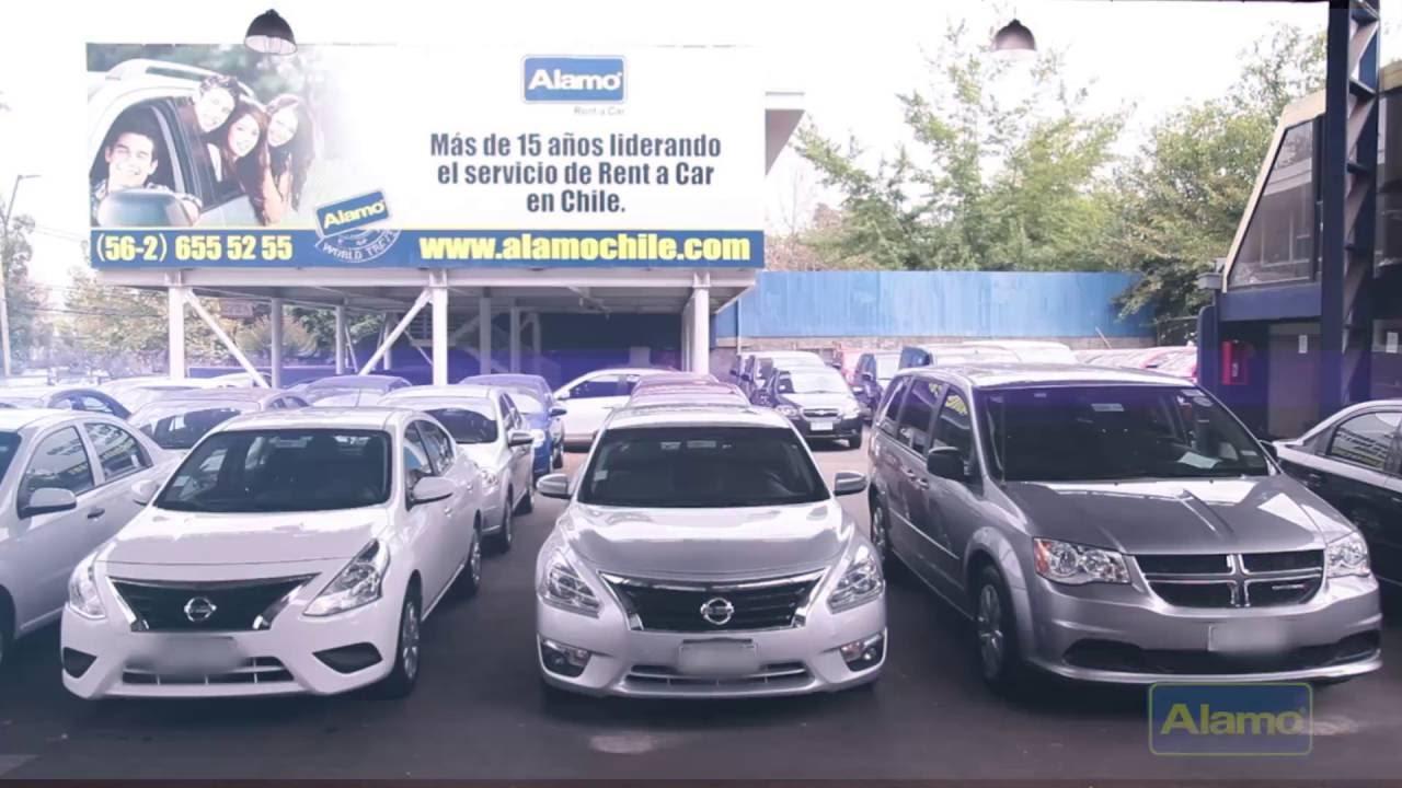 Car Rental Alamo: Alamo Rent A Car Chile