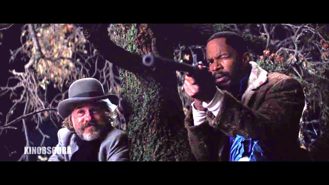 Django Unchained 2012 Big Daddy Got Shot By Django Youtube