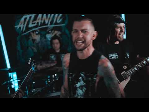 """DEAD ATLANTIC - """"FALLING INTO THE GRAVE"""" OFFICIAL MUSIC VIDEO"""